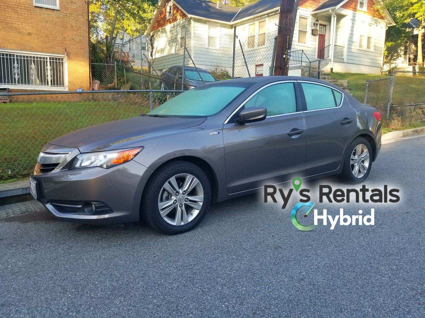 Car rental Baltimore