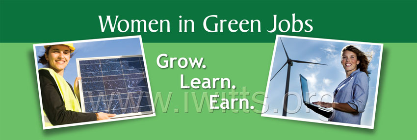 Women in Green Jobs