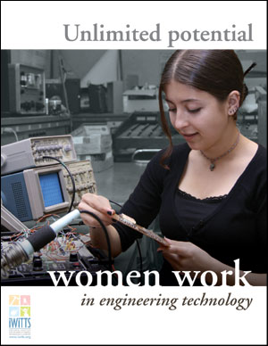 Women Work in Engineering Technology