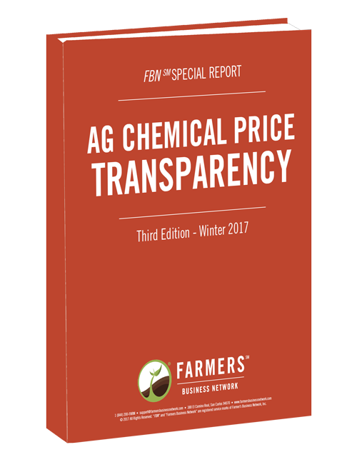 ag chemical price transparency 2017