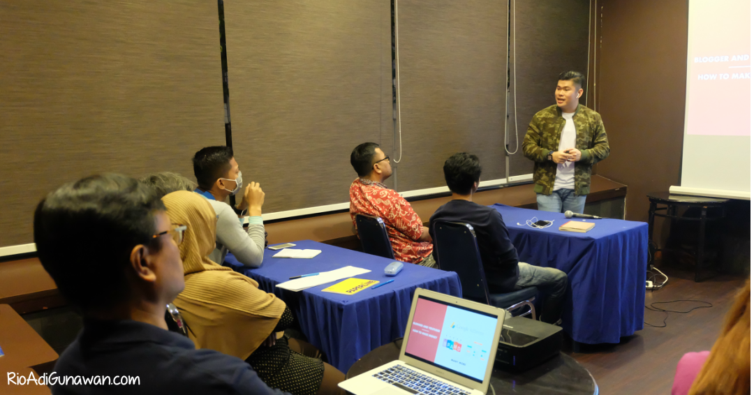 Prinsip & Pola Workshop Sniper Strategi