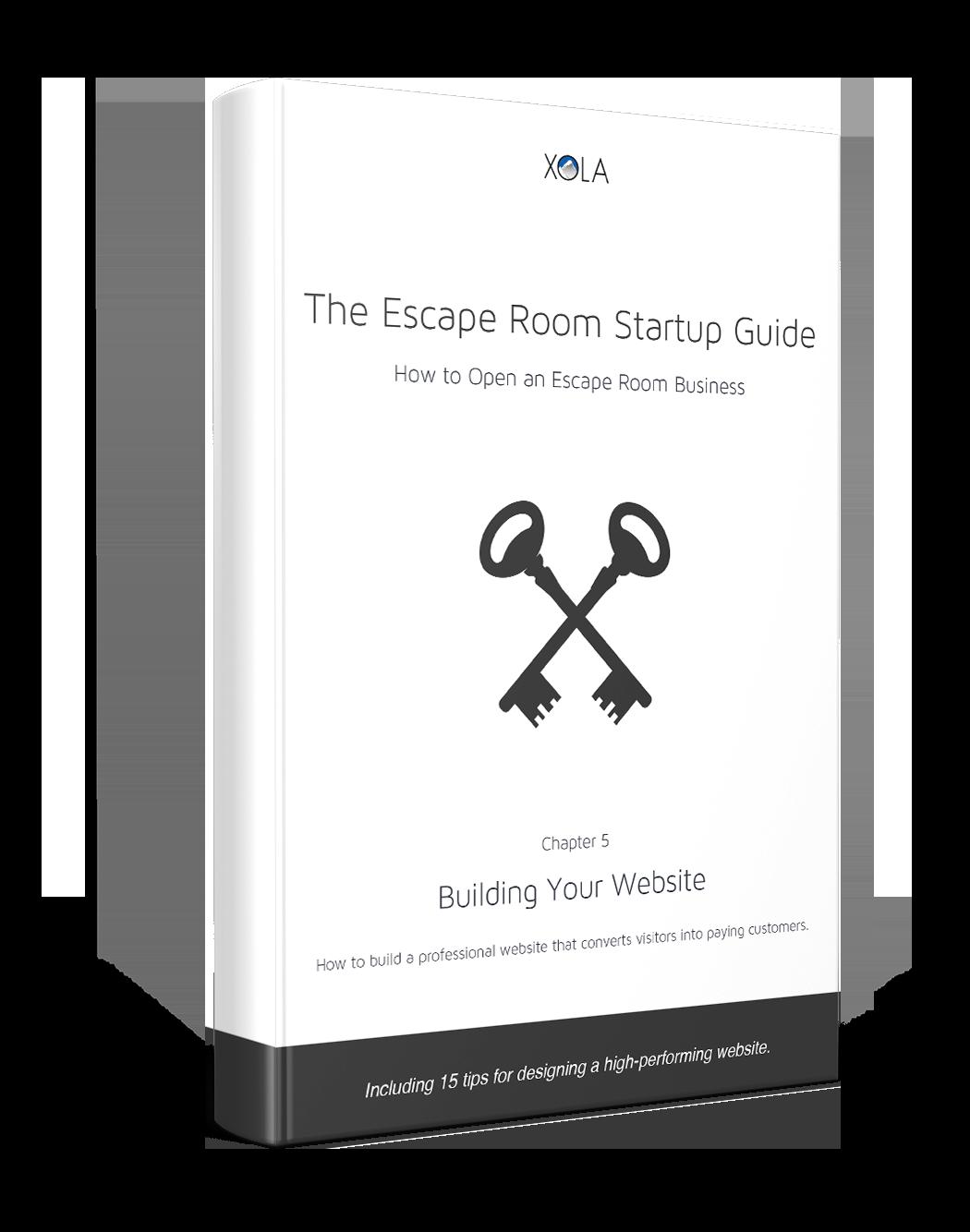 How To Build An Escape Room Website