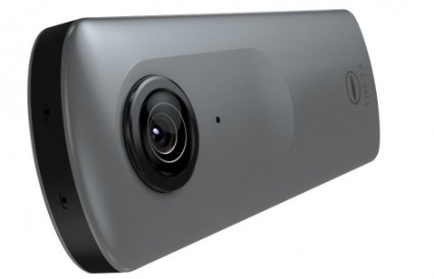 Theta 360- degree camera