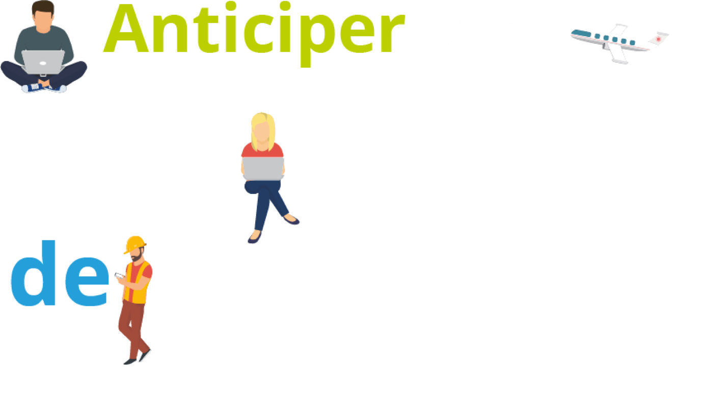 Anticiper les modes de collaboration vers le bureau de demain