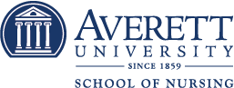 Averett School of Nursing Blue Logo