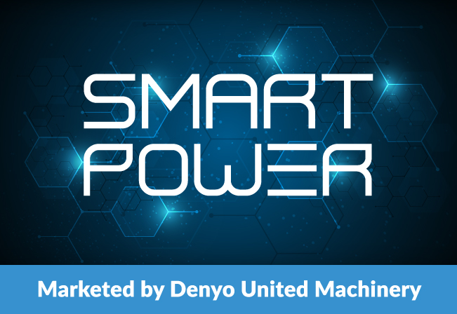 Denyo Smart Power Series Logo