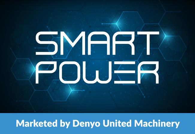 Denyo Smart Power Series Logo