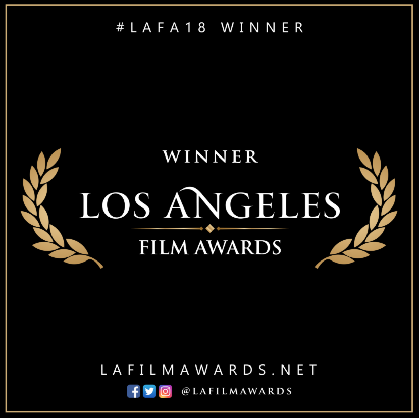 L.A. FILM AWARDS WINNER