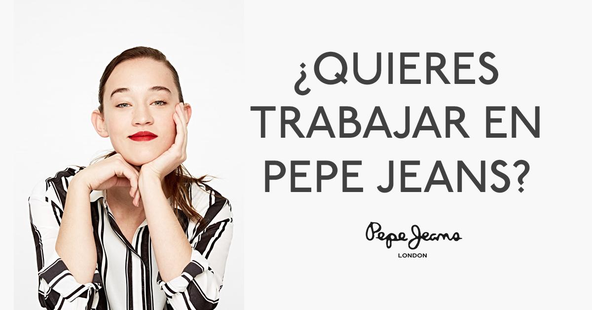 Trabaja En Pepe Jeans