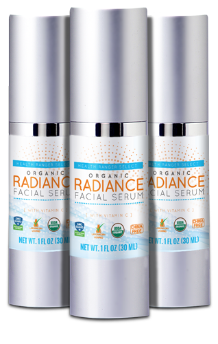 Organic Radiance Facial Serum