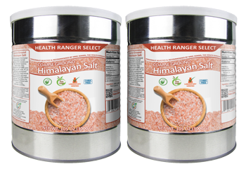 Himalayan Salt Coarse Ground