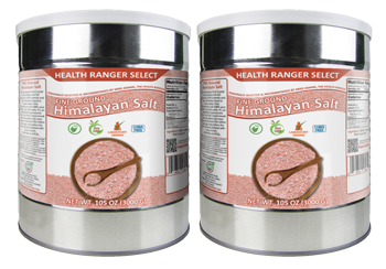 Himalayan Salt Fine Ground