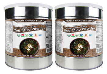 Freeze Dried Organic Red Miso Powder