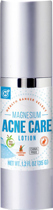 hrs magnesium acne care lotion