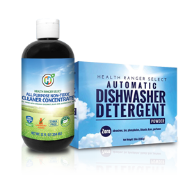 Ultimate Non-Toxic Eco friendly Cleaning Pack A