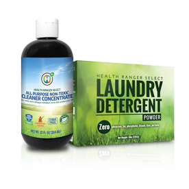 Ultimate Non-Toxic Eco-friendly Cleaning Pack B