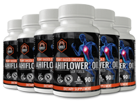Ahiflower Oil Softgels 6x
