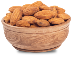 1 cup of almond