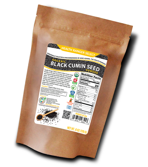 health ranger select black cumin seed powder x1
