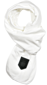 bioscarf white