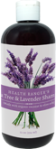 Health Ranger's Tea Tree and Lavender Shampoo 12 oz