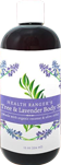 Health Ranger's Tea Tree and Lavender Body Soap 12oz