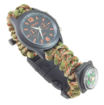 ranger gear paracord with watch