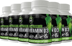chief organics vitamin d3