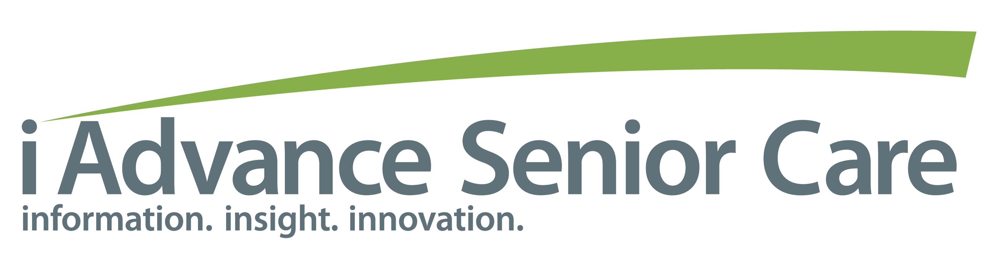 i Advance Senior Care Logo