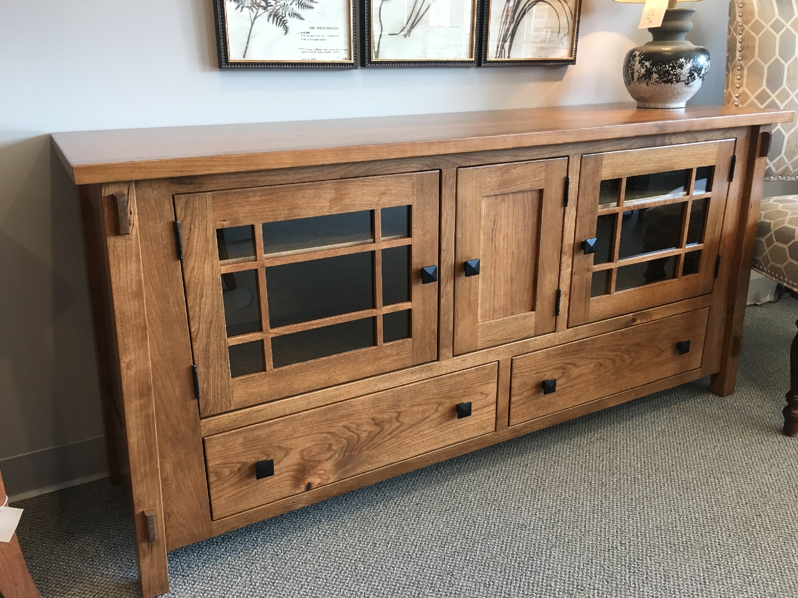 All Of Our Furniture Is Handcrafted By The Amish For Lasting Beauty Made To Order