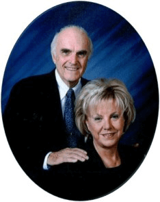 Dr Bud and Dr Faith Fredrick