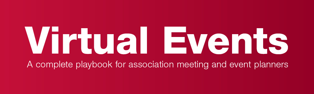 AH Virtual Events Playbook for Association Meeting and Event Planners