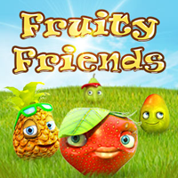 Fruity Friends - Online Slot Game