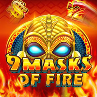 9 Masks of Fire - Online Slot Game