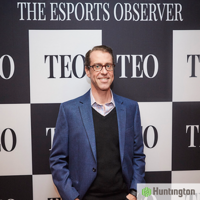 Meet Adam Marsh at TEOxHIVE The Esports Business Conference presented by The Esports Observer