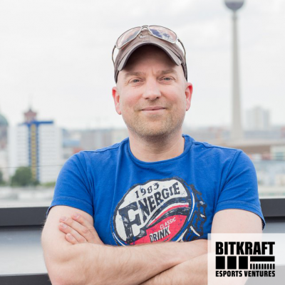 Meet Jens Hilgers at TEOxHIVE The Esports Business Conference presented by The Esports Observer
