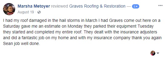 rockwall roofing contractor company roof repair best company near me tx roofer facebook review 2