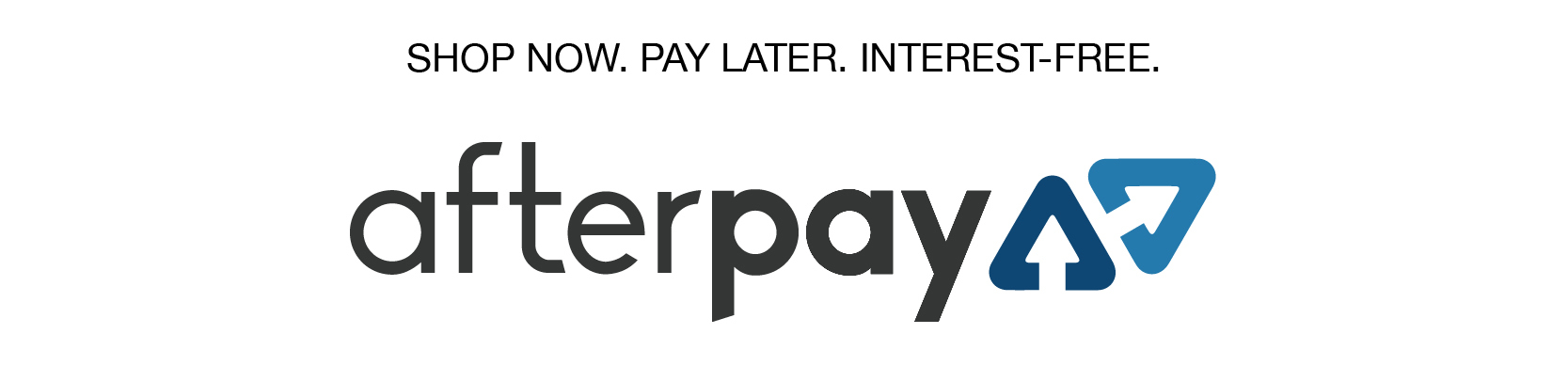 Pay it with Afterpay