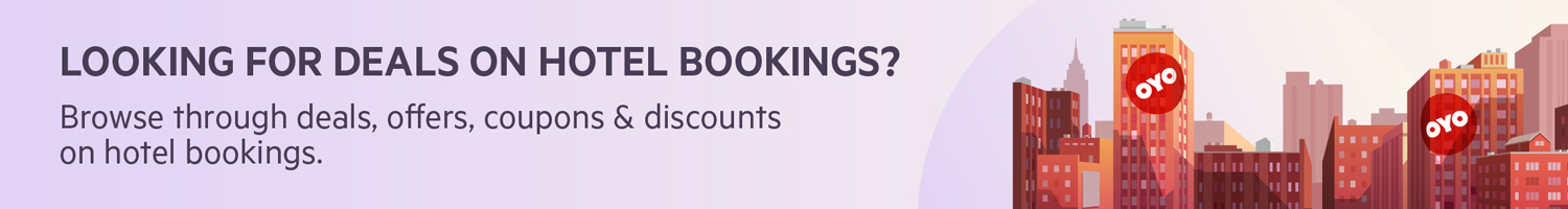 Oyo Hotel Deals Coupons And Discount Offers Save Up To 50 Off