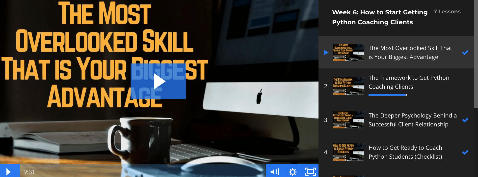 Rafeh Qazi - The Profitable Programmer Course 2.0 22