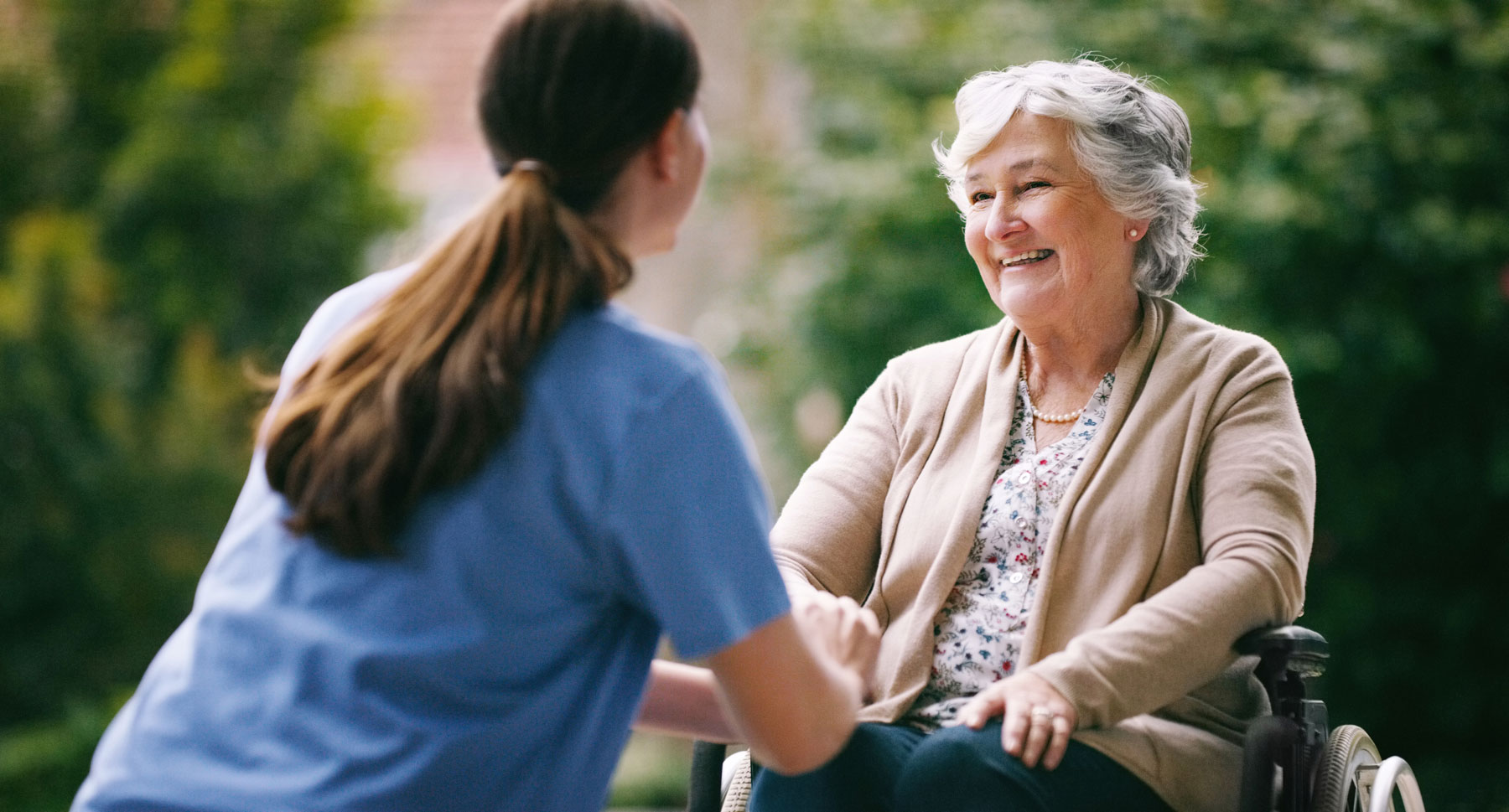 Get Peace of Mind with a Skilled Nurse