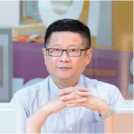 台北市政府 產業發展局局長 林崇傑