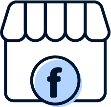 Facebook 行動商店