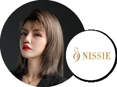 Nissie 美顏機能保健品牌 CEO 陳妮絲