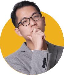只要有人社群顧問 執行長 陳思傑