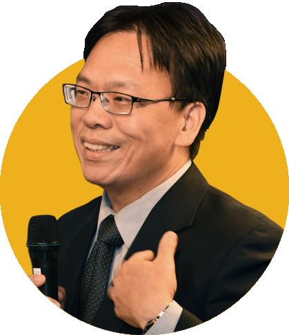 台北市進出口商業同業 公會副秘書長 黃文榮