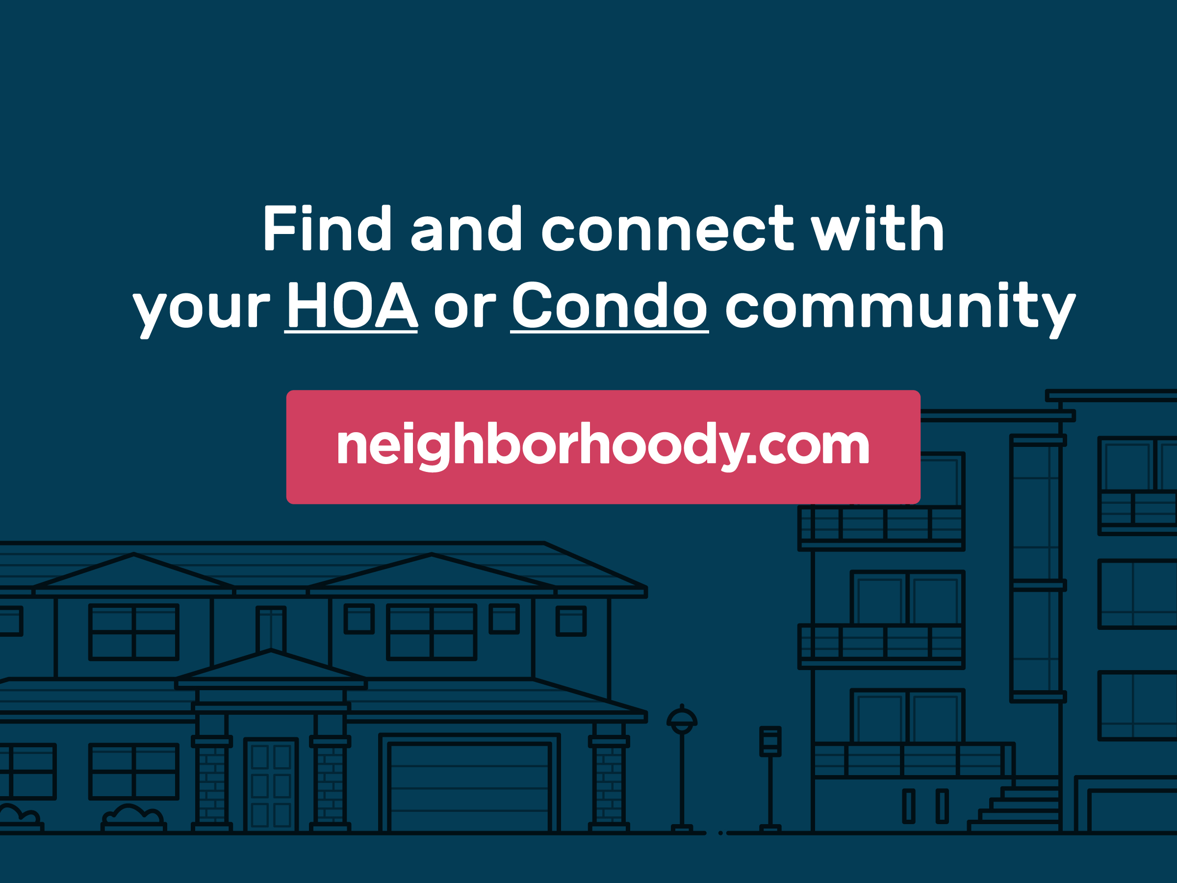 Connect With Your Hoa Or Condo Community