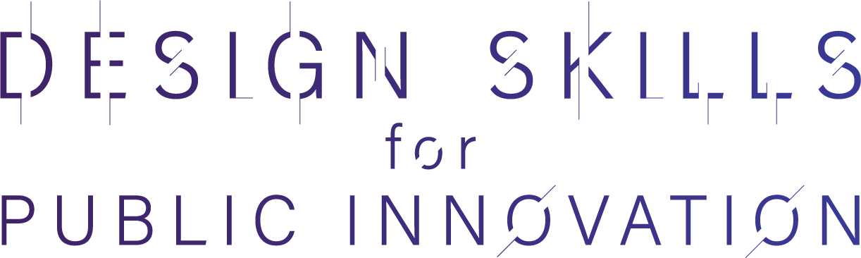 design skills for public innovation logo
