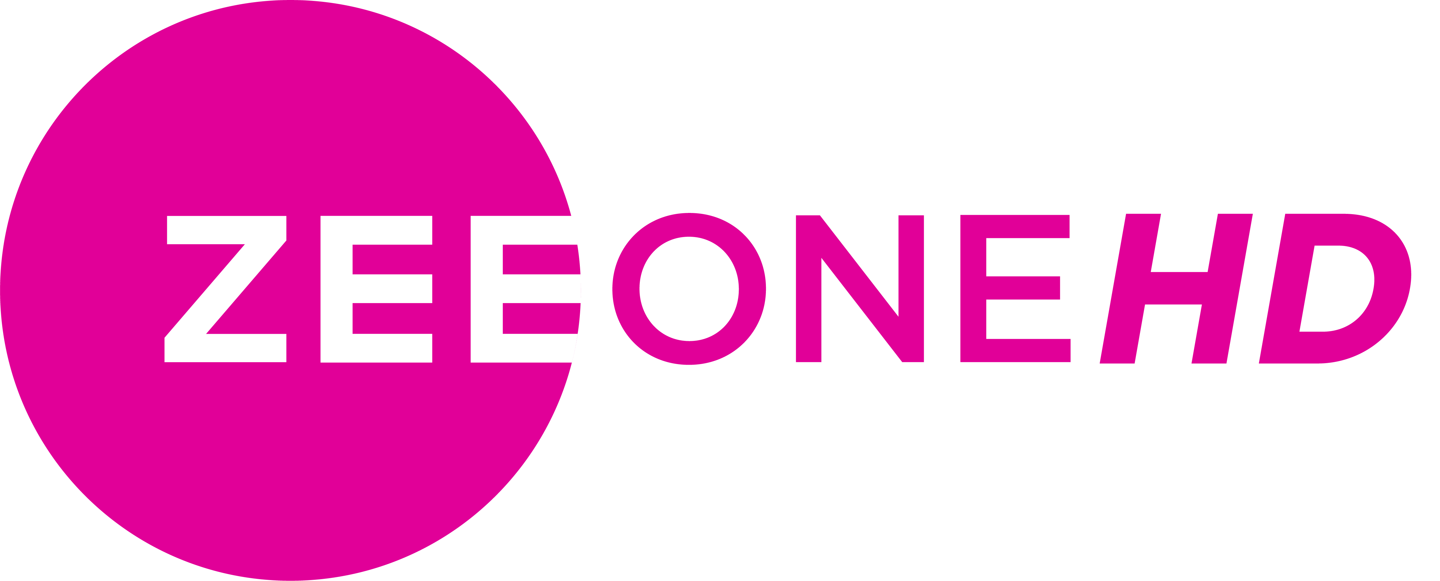 Zee.One HD Logo