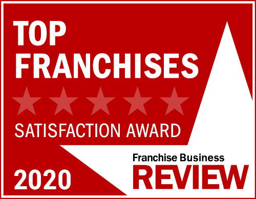 50 2018 Franchisee Satisfaction Awards